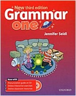Grammar: One: Student's Book with Audio CD (Package, 3 Revised edition)