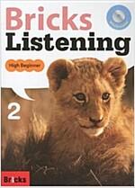 Bricks Listening High-Beginner 2: Student Book + Dic + MP3 CD (Renewal)