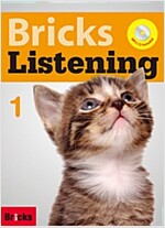Bricks Listening 1: Student Book + Dic + MP3 CD (Renewal)