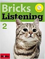Bricks Listening 2: Student Book + Dic + MP3 CD (Renewal)