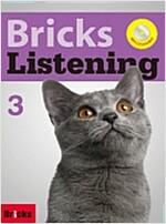 Bricks Listening 3: Student Book + Dic + MP3 CD (Renewal)