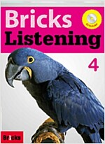Bricks Listening 4: Student Book + Dic + MP3 CD (Renewal)