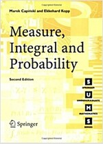 Measure, Integral and Probability (Paperback, Softcover reprint of the original 2nd ed. 2004)