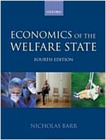 The Economics of the Welfare State (Paperback, 4th)
