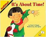 It's about Time! (Paperback)