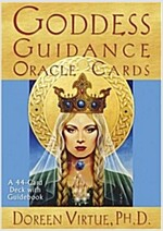 Goddess Guidance Oracle Cards (Other)