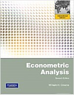 Econometric Analysis: International Edition (Paperback, 7 ed)