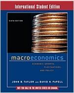Macroeconomics (Paperback, 6, UK)