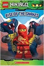 [중고] Rise of the Snakes (Paperback)