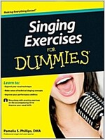 Singing Exercises for Dummies, with CD [With CDROM] (Paperback)