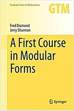 A First Course in Modular Forms (Hardcover)