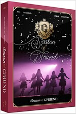 여자친구 - 2018 GFRIEND FIRST CONCERT [Season Of GFRIEND] CONCERT DVD (3disc)