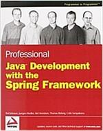 Professional Java Development with the Spring Framework (Paperback)
