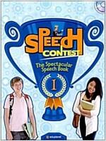 Speech Contest 1: The Spectacular Speech Book(Paperback + CD)