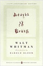 Leaves of Grass: The First 1855 Edition (Paperback, 150, Anniversary, Deckle Edge)