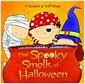[중고] The Spooky Smells of Halloween (Hardcover)