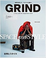 GRIND(グラインド) 2018年 07·08 月合倂號 [雜誌] (SPACE and STYLE 空間とスタイル) (雜誌)