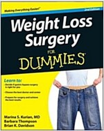 Weight Loss Surgery for Dummies (Paperback, 2)
