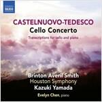 [수입] 카스텔누오보-테데스코 : 첼로 협주곡 & 첼로와 피아노를 위한 편곡 작품집
