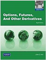 Options, Futures and Other Derivatives: Global Edition (Package, 8 ed)