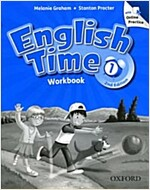 English Time: 1: Workbook with Online Practice (Package, 2 Revised edition)