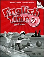 English Time: 2: Workbook with Online Practice (Package, 2 Revised edition)