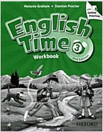 English Time: 3: Workbook with Online Practice (Package, 2 Revised edition)
