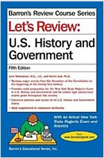 Let's Review: U.S. History and Government (Paperback, 5)