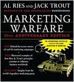 Marketing Warfare (Hardcover, 20, Anniversary)