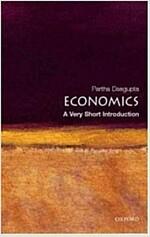 Economics: A Very Short Introduction (Paperback)