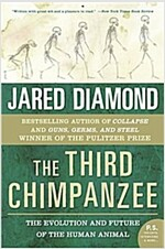 The Third Chimpanzee: The Evolution and Future of the Human Animal (Paperback)