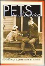 [중고] Pets in America (Hardcover)