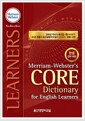 [중고] Merriam-Webster's Core Dictionary for English Learners (한글 정의 포함)