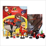 My Busy Books : Disney Incredibles 2 (Board book)