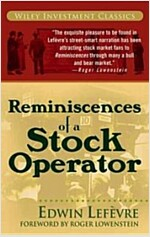 Reminiscences of a Stock Operator (Paperback)