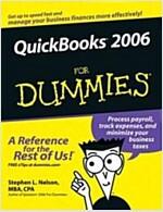 QuickBooks 2006 for Dummies (Paperback, 2006)