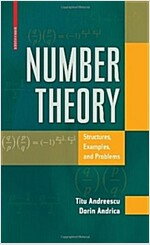 Number Theory: Structures, Examples, and Problems (Hardcover)
