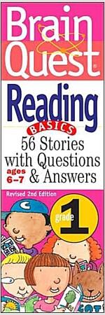 Brain Quest Grade 1 Reading (Paperback, 2, Revised)