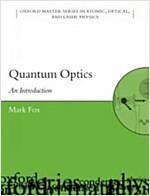 Quantum Optics : An Introduction (Paperback)