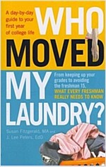 [중고] Who Moved My Laundry? (Paperback)