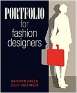 Portfolio for Fashion Designers (Paperback)