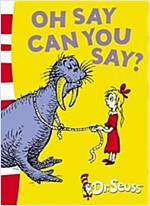 [중고] Oh Say Can You Say? (Paperback, Rebranded edition)