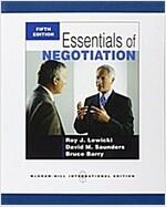 Essentials of Negotiation (Paperback)