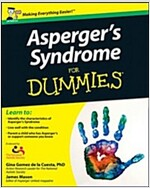 Asperger's Syndrome for Dummies (Paperback)