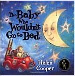 [중고] The Baby Who Wouldn't Go to Bed (Paperback)