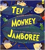 Istorybook 4 Level B: Ten Monkey Jamboree (Paperback)