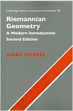 Riemannian Geometry : A Modern Introduction (Paperback, 2 Revised edition)