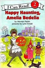 [중고] Happy Haunting, Amelia Bedelia (Paperback)