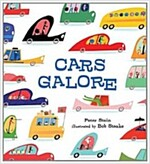Cars Galore (Hardcover)