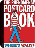 Where's Wally? The Phenomenal Postcard Book (Paperback)